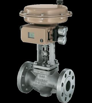 samson 3241 kontrolni ventil