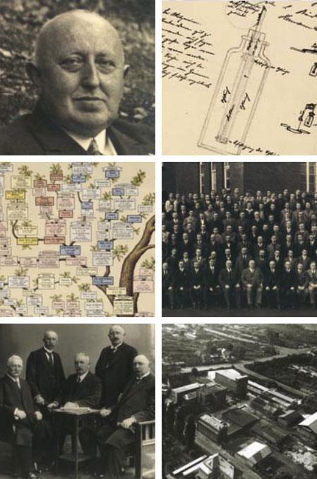 istorijat kompanije SAMSON